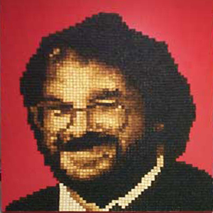 Peter Jackson - NZ film director - Toast Portrait