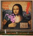 Chinese New Year Mona Lisa, 2011 -