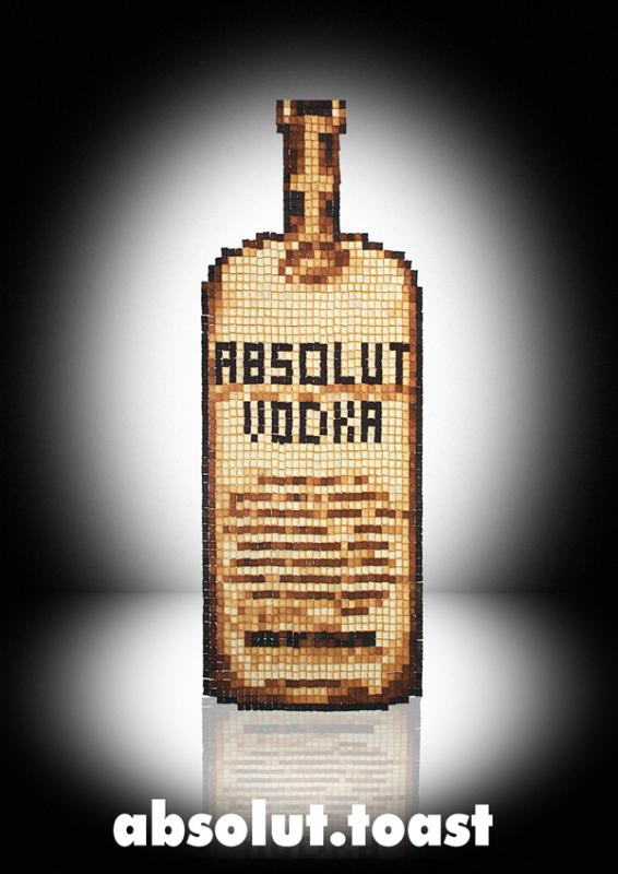 Absolut Toast -  