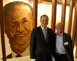John Key - John Key and Maurice