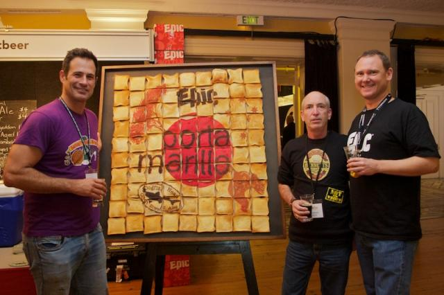 Beer Label, Portamarillo - 